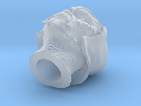 klaatu v1 1/12 scale in Smooth Fine Detail Plastic