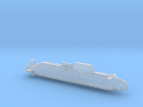 HMS AMBUSH - FH 1250 in Smooth Fine Detail Plastic