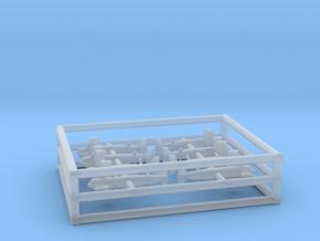 1/306 IJN Paravane Set x8 in Smooth Fine Detail Plastic