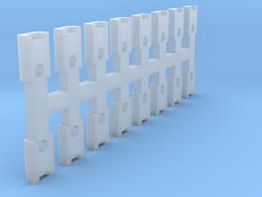 SW1200 Handrail Standoff in Smooth Fine Detail Plastic