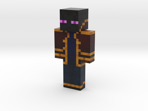 GearHeartRatio   Minecraft toy in Natural Full Color Sandstone