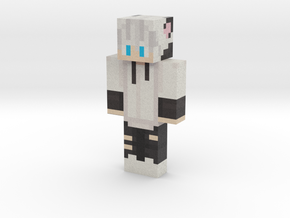 Carlos_PVP | Minecraft toy in Natural Full Color Sandstone
