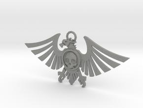 Leguio Custodes Aquila Necklace in Gray PA12