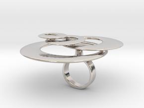 Cilosp - Bjou Designs in Rhodium Plated Brass