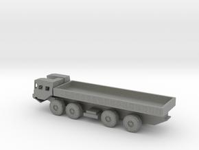 1/144 Scale MAZ-537 Truck in Gray PA12