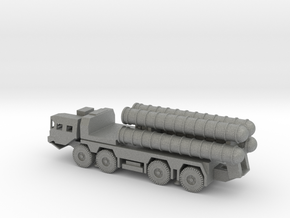 1/144 Scale MAZ-543 SA-300 Missile Launcher type a in Gray PA12