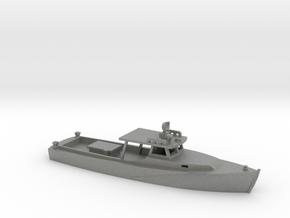 1/100 Scale Chesapeake Bay Deadrise Workboat in Gray PA12