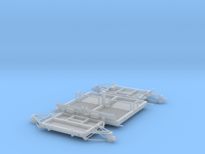 Chassis in Smooth Fine Detail Plastic