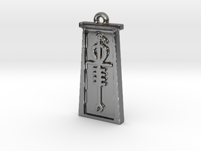 Ptah in Polished Silver
