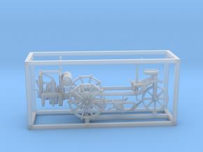 Motorpflug V3 mit Grfplt. TT - 1:120 in Smooth Fine Detail Plastic