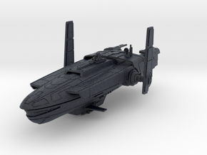 GX1 Short Hauler 1/270 in Black PA12