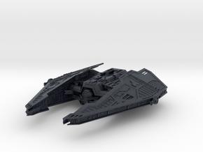 Sith Fury Interceptor (Wings Closed) 1/270 in Black PA12