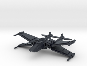 X-83 TwinTail 1/270 in Black PA12