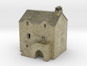 C-NvML01 Cevennes Village in Glossy Full Color Sandstone
