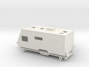 1104-1 similar JaykoSport 226  transport in White Natural Versatile Plastic: 1:87 - HO