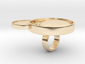 Sgsfo - Bjou Designs in 14k Gold Plated Brass