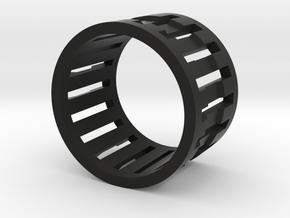 shutter for energy chamber in Black Natural Versatile Plastic