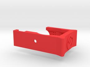 LED Mount for Panasonic DMC-TZ60 camera in Red Processed Versatile Plastic