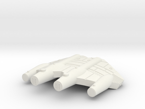 3125 Scale ISC Contingency Destroyer (DDC) SRZ in White Natural Versatile Plastic