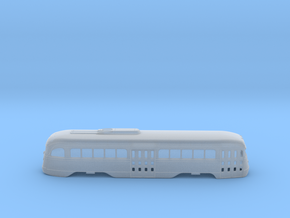 N Scale Prewar PCC PTC Version BODY #2 in Smoothest Fine Detail Plastic