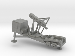 1/144 Scale M504 Missile Launcher in Gray PA12