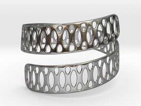 Bracelet in Polished Silver
