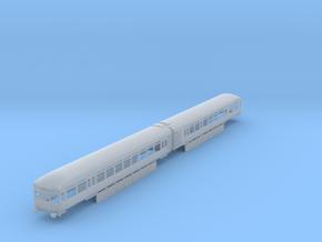 0-148fs-gsr-drumm-battery-railcar-A-B-1 in Smooth Fine Detail Plastic