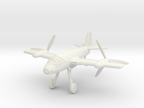 (1:144) Focke Achgelis 269 (Rotor Back) in White Natural Versatile Plastic