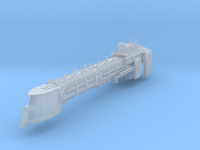 Imperial Legion Long Cruiser - Armament Concept 10 in Smooth Fine Detail Plastic