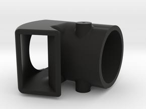 jetNosil small scale 9.5mm in Black Natural Versatile Plastic