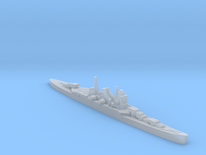 IJN Suzuya cruiser 1:1800 WW2 in Smoothest Fine Detail Plastic