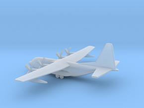 Lockheed C-130 Hercules in Smooth Fine Detail Plastic: 1:700