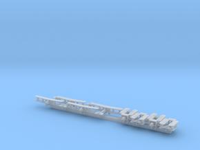Sopwith Cuckoo x8 (FUD) in Smooth Fine Detail Plastic: 1:700