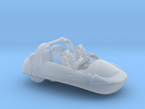Air-raft in Smoothest Fine Detail Plastic