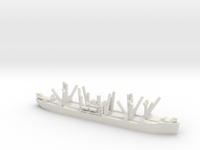 US Victory Ship in White Natural Versatile Plastic