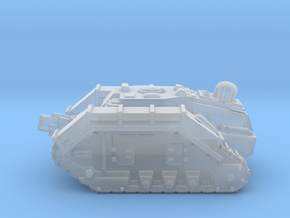 6mm scifi Krieg Stug in Smooth Fine Detail Plastic