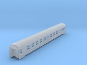SNCF Corail Ambulance So Vu80 1/160 - fin de vie in Smoothest Fine Detail Plastic
