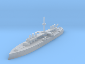 1/1000 d'Italia Class in Smooth Fine Detail Plastic