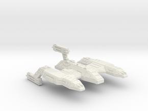 3125 Scale Lyran Forest Lion Heavy Dreadnought CVN in White Natural Versatile Plastic