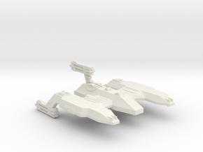 3125 Scale LDR Heavy Dreadnought CVN in White Natural Versatile Plastic