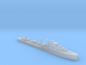 HMS Ilex destroyer 1:1800 WW2 in Smoothest Fine Detail Plastic