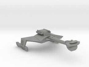 3788 Scale Klingon C7VB Battle Carrier WEM in Gray PA12