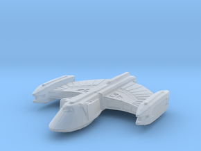 Romulan Scout 1/2000 in Smooth Fine Detail Plastic