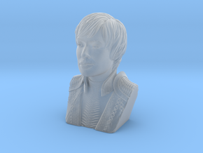 Cersei Lannister from Game of Thrones, Bust in Smooth Fine Detail Plastic