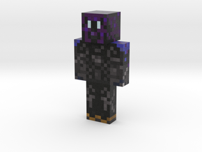 ManFrom51 | Minecraft toy in Natural Full Color Sandstone
