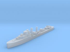 HMS Ivanhoe destroyer 1:3000 WW2 in Smoothest Fine Detail Plastic
