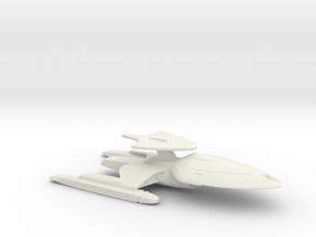 USS Maximilian (Voyager Concept #3) / 6cm - 2.36in in White Natural Versatile Plastic