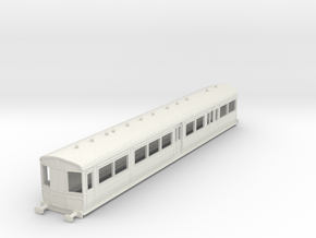 0-100-gcr-railcar-conv-pushpull-coach in White Natural Versatile Plastic