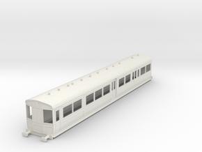 0-32-gcr-railcar-conv-pushpull-coach in White Natural Versatile Plastic
