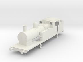 b-43-gcr-c13-loco in White Natural Versatile Plastic